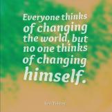 Quote_ChangeOneself_LeoTolstoy