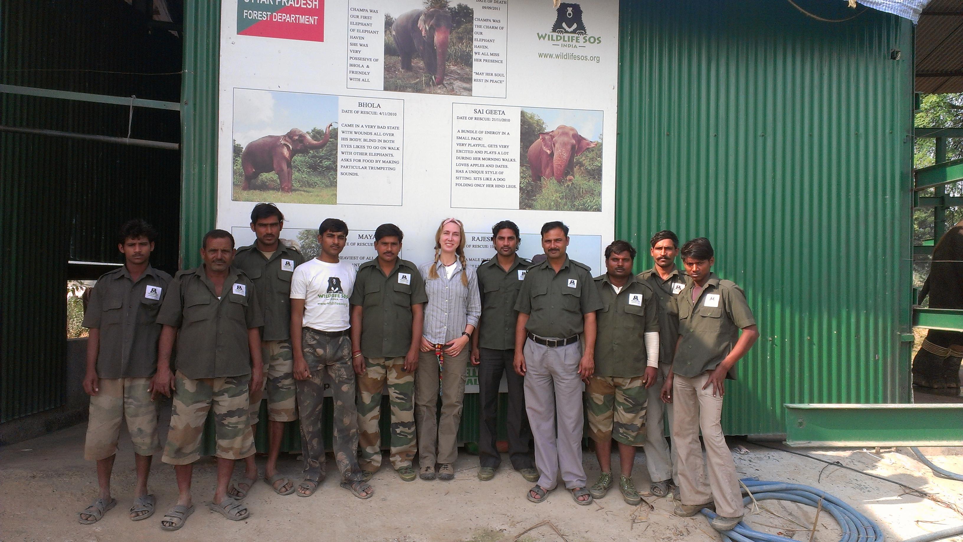 elephant facility