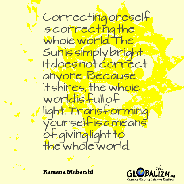 Quote_CorrectingOneself_RamanaMaharshi