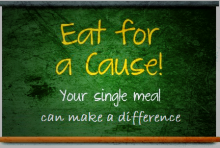 Eat for a Cause Fundraiser